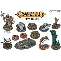 Age Of Sigmar Hero Bases