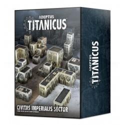 Adeptus Titanicus: Imperialis Sector