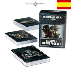 Cartas: Space Wolves (castellano edición limitada)