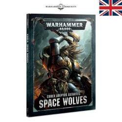 Codex: Space Wolves (ingles)