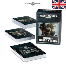 Cartas: Space Wolves (ingles)