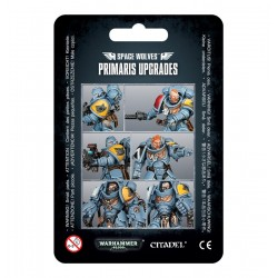 Primaris Upgrade Set: Space Wolves