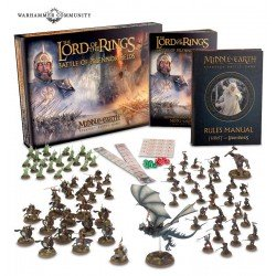 Battle of Pelennor Fields Boxed Game (inglés)