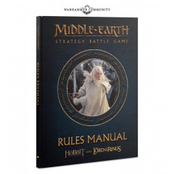 Middle Earth Rule Manual (inglés)