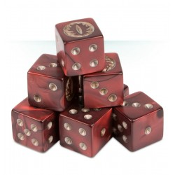 Mordor Dice Set