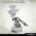Orc Greatcoat Banner Bearer