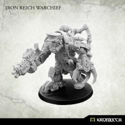 Iron Reich Warchief