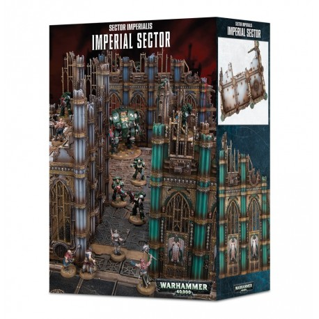 Sector Imperialis: Imperial Sector