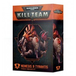 Kill Team: Nemesis 9 tiranidos (ESP)