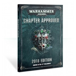 Chapter Approved 2018 (español)