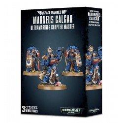 Marneus Calgar, Ultramarines Chapter Master