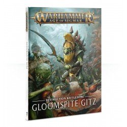 Battletome: Gloomspite Gitz (español)