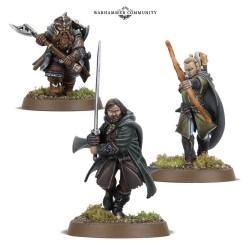 The Three Hunters