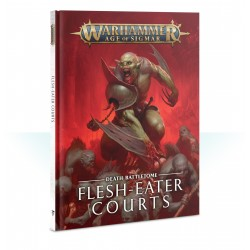 Flesh Eater Courts: Battletome (español)