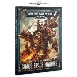 Codex: Chaos Space Marines (español)