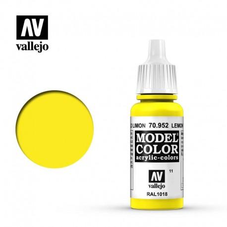 Amarillo Limón - 17 ml