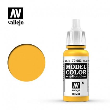 Amarillo Mate - 17 ml