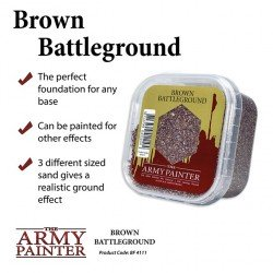 Basing - Brown Battleground Basing (2019)