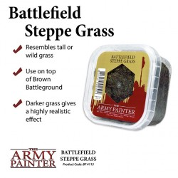 Basing - Steppe Grass (2019)