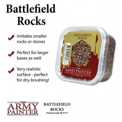 Basing - Battlefield Rocks (2019)