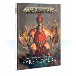 Battletome: Fyreslayers (español)