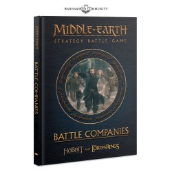 Middle-earth Strategy Battle Game: Battle Companies (ingles)