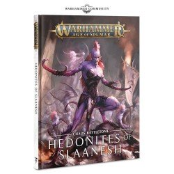 Battletome: Hedonites of Slaanesh (español)