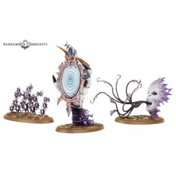 Hedonites of Slaanesh Endless Spells