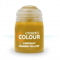 Contrast: Iyanden Yellow (18 ml)