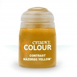 Contrast: Nazdreg Yellow (18 ml)