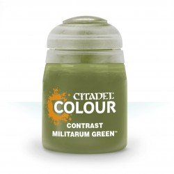 Contrast: Militarum Green (18 ml)