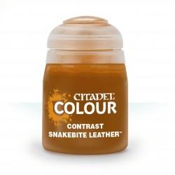 Contrast: Snakbite Leather (18 ml)