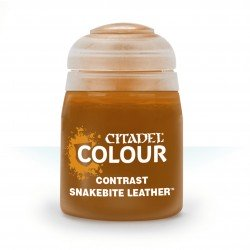 Contrast: Snakbite Leather (18 ml)