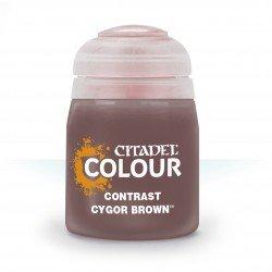 Contrast: Gygor Brown (18 ml)