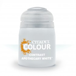 Contrast: Apothecary White (18 ml)