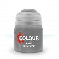 Base: Grey Seer (12 ml)
