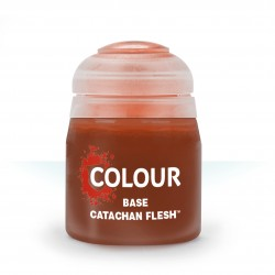 Base: Catachan Fleshtone (12 ml)