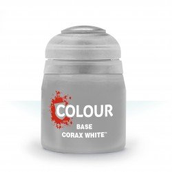 Base: Corax White (12 ml)
