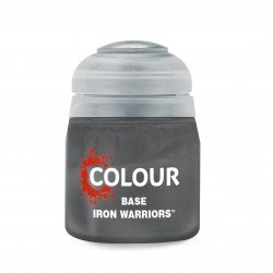 Base: Iron Warriors (12 ml)