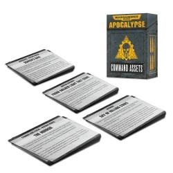 Apocalypse: command assets (inglés)