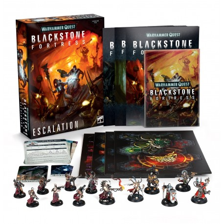 Blackstone Fortress: Escalation (inglés)