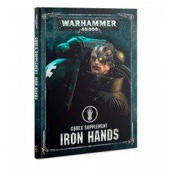 Codex Supplement: Iron Hands (español)