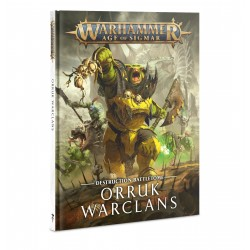 Battletome: Orruk Warclans (español)