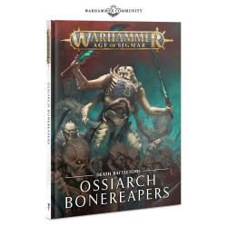 Battletome: Ossiarch Bonereapers (español)
