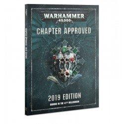 Warhammer 40,000: Aprobado por el Capítulo 2019 (inglés)