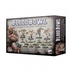 Blood Bowl: Fire Mountain Gut Busters [Ogre Team]