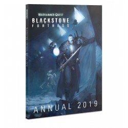 Blackstone Fortress Annual 2019 (español)