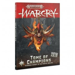 Warcry: Tome of Champions (español)