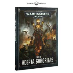 Codex: Adepta Sororitas (inglés)