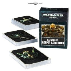 Datacards: Adepta Sororitas (ingles)